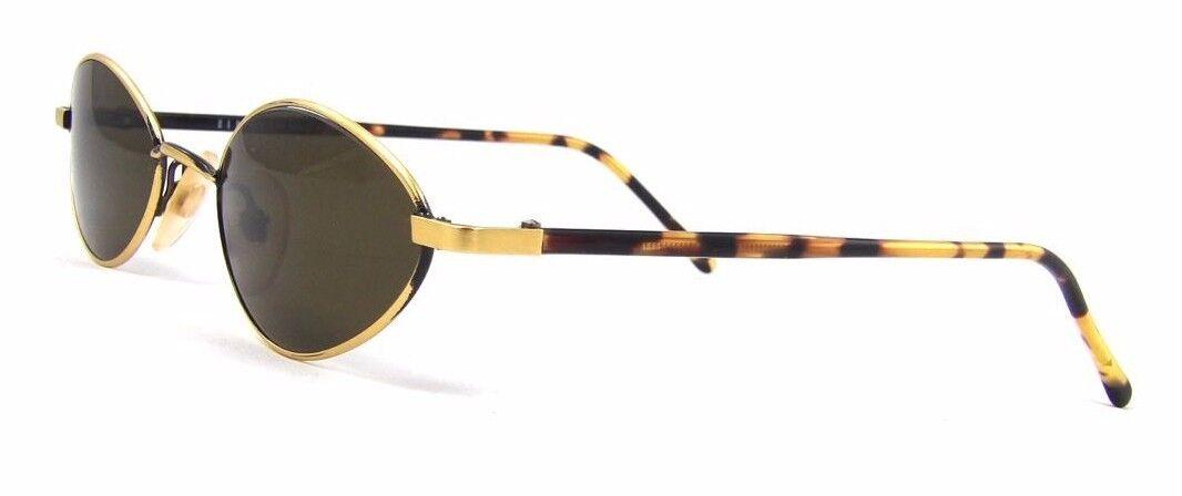 Damen Herren Club La 113 Oval Diamant Diamant Diamant Schwarz Gold Metall-Sonnenbrillen 90s | Elegante und robuste Verpackung  | Haltbarer Service  ac1a6e