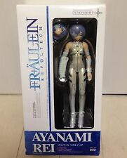 KAIYODO Revoltech Ayanami Rei Action Figure from Neon Genesis Evangelion