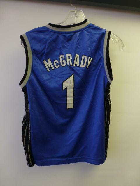 4dc81f1c2aa ... wholesale youth boys medium reebok orlando magic t mac tracy mcgrady 1  basketball jersey 12131 74b49