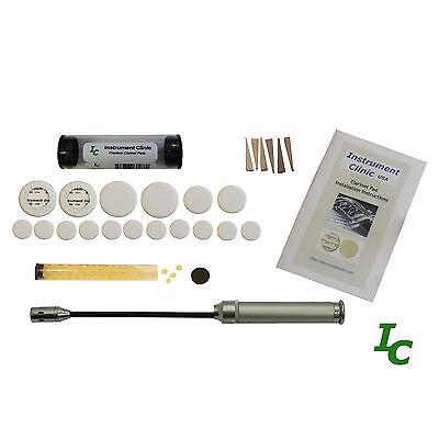 Premium Cork Buffet Clarinets Made in USA! Kangaroo Leather Clarinet Pads