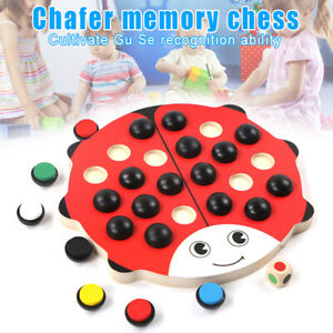HOT-Kids-Wooden-Memory-Match-Stick-Chess-Game-Educational-Toys-UK