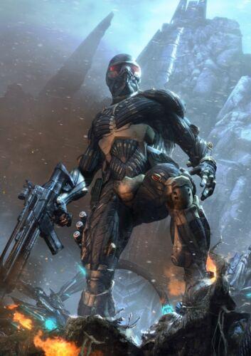 Poster A2 Crysis 3 Videojuego Videogame Action Shooter Cartel Decor Impresion 03