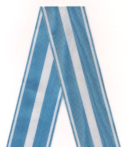E395 1 Meter of ribbon France Colonial Medal Ribbon