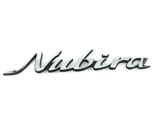 Genuine New CHEVROLET NUBIRA BADGE Daewoo 1997-2002 16V 1.6 1.8 Hatch Estate