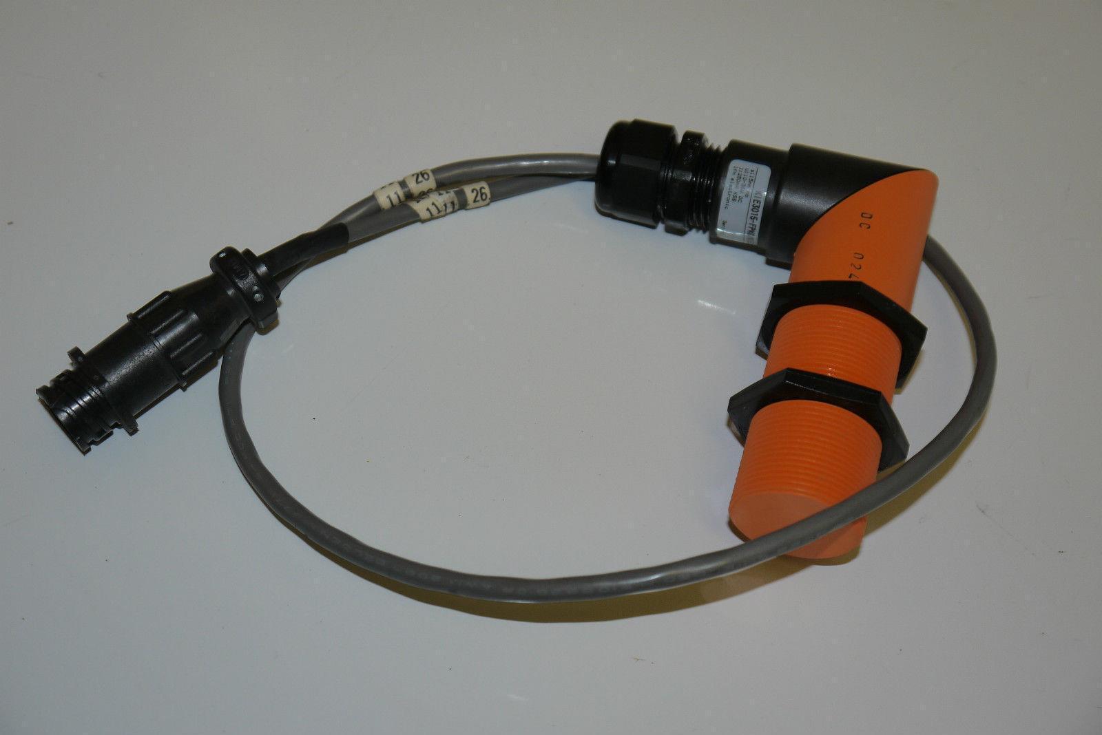 IFM ki5023 kie3015-FPKG Capacitive Sensor Proximity Switch S = 15 MM in Protection