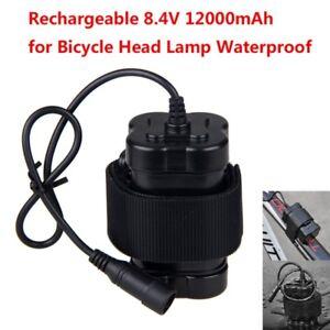 4x18650-Charged-8-4V-recargable-Li-ion-Bateria-Pack-Para-Linterna-Antorcha