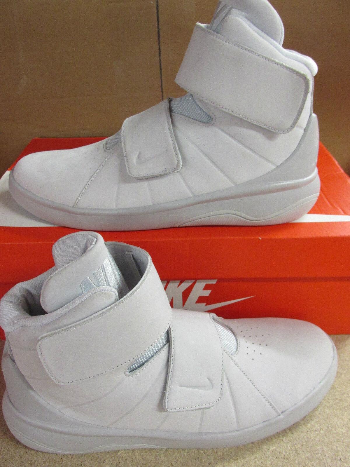 Nike Marxman PRM para Hombre Hi Top Entrenadores 832766 001 baloncesto tenis Zapatos  de baloncesto 001 e2cb82