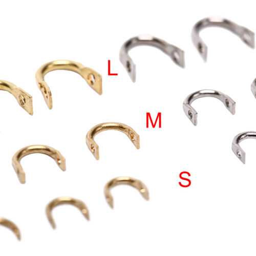 Spinner Clevises Easy Spin Size #3 50pcs//pack Nickel USA MADE Clevis FREE BRZY