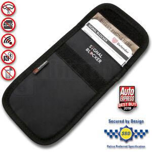 RFID-Genuine-Defender-Keyless-Anti-Theft-Fraud-Key-Fob-Signal-Blocker-Pouch-Bag