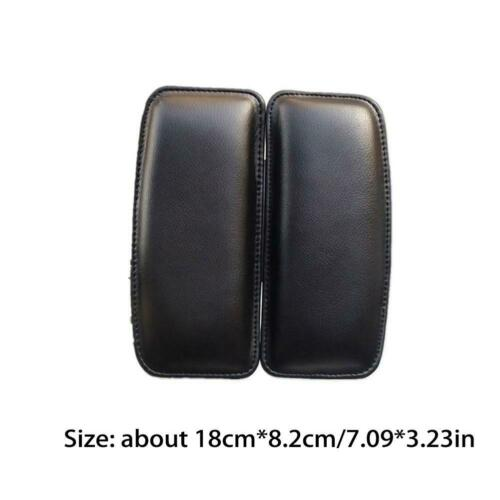 Car Leather Leg Cushion Knee Pad Thigh Support Pillow Interior Car Accessories