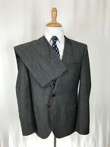 e7d6604f3d0 NWOT Hugo Boss Red Label Suit 42S C-Huge Genius Slim Fit Two Button ...