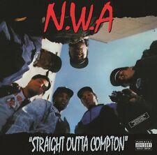 NWA - Straight Outta Compton - 180gram Vinyl LP & Download *NEW & SEALED*