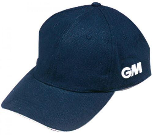 NAVY GUNN /& MOORE PREMIER  CRICKET CAP