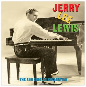 Jerry-Lee-Lewis-el-Sol-Singles-Collection-180g-Rojo-Vinilo-Lp-Nuevo-Sellado