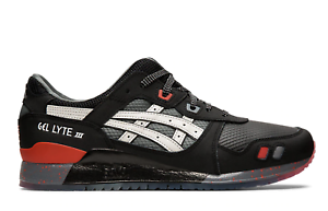 ASICS TIGER GEL Lyte 3 GI Joe WhiteGreyOrange Onitsuka Shoes c1