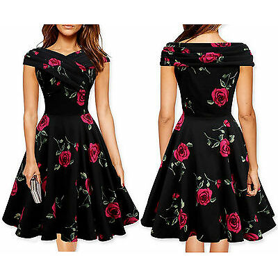 Women Exotic Dress Sleeve less Elegant Evening Party Dress Summer Cocktail Black