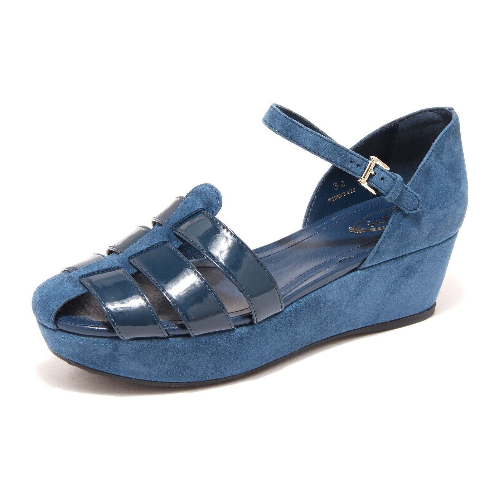Scarpa mujer Zeppa 42833 Sandalo Sandalo Sandalo tods Zapatos de mujer  barato