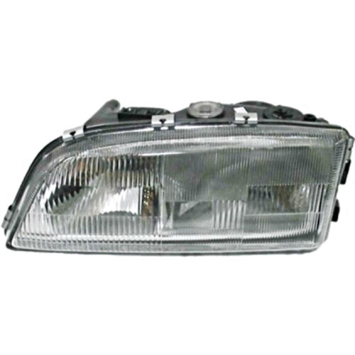Fits 98-02 Volvo C70 Coupe//Conv 98-00 S70 Sedan /& V70 Left Driver Side Headlamp
