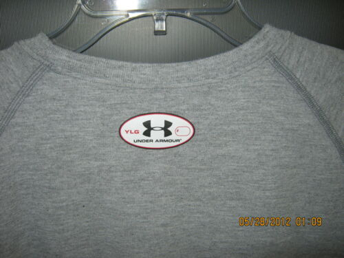 Color /& Sizes NWT Youth Boys Under Armour Polyester Everyday Tee Shirts in Asst