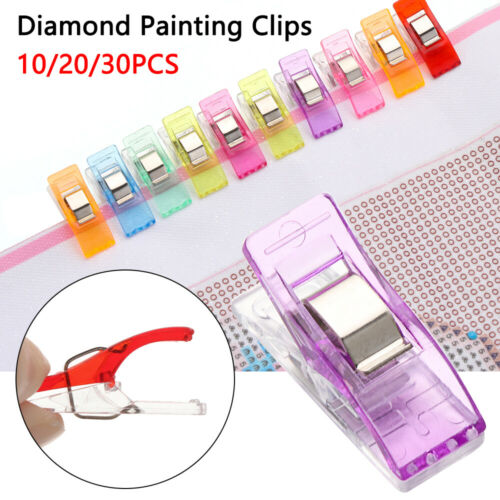 Painting Cross Stitch Diamond Painting Clips Keep Painting Canvas Steady