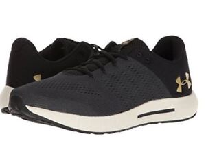 ca94e52fd6 Under Armour Micro G Pursuit Men s Running Shoes - Black Style ...