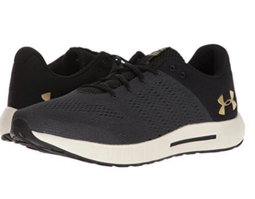 Under Armour Micro G Pursuit Men/'s Running Shoes Black Style # 3000011