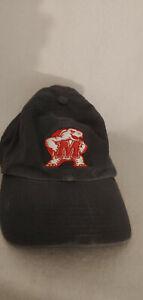 Men Navy Blue Twins Enterprise University Of Maryland Terps Baseball Hat Cap XL