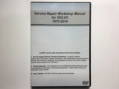 For VOLVO - VIDA VADIS Service Shop Repair Manual Parts Catalog Wiring  Diagrams | eBay