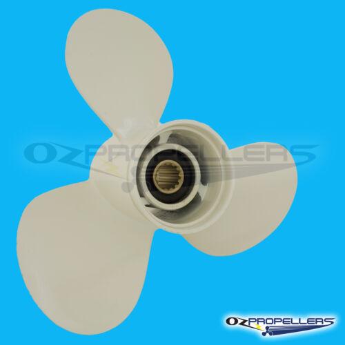Size 11 x 15 HONDA Propeller 35-40-45-50 60hp 3 Blade Aluminium Prop