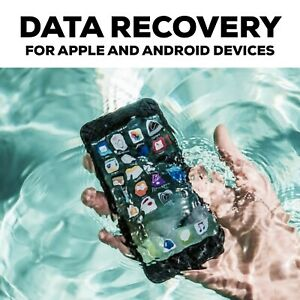 Details about iPhone Android Data Recovery Dead Or Water Damage Flat Fee  (2-3 Days)