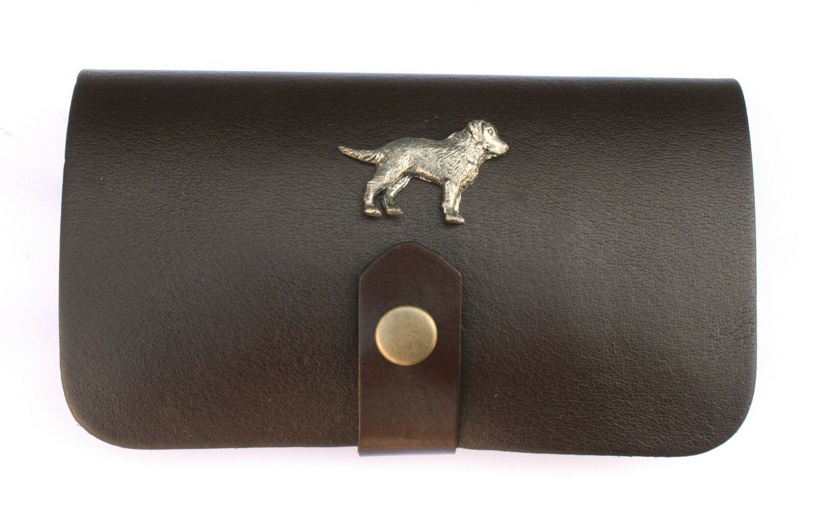 Labrador Shotgun Choke Case   Cartridge Case Leather Gundog Gift