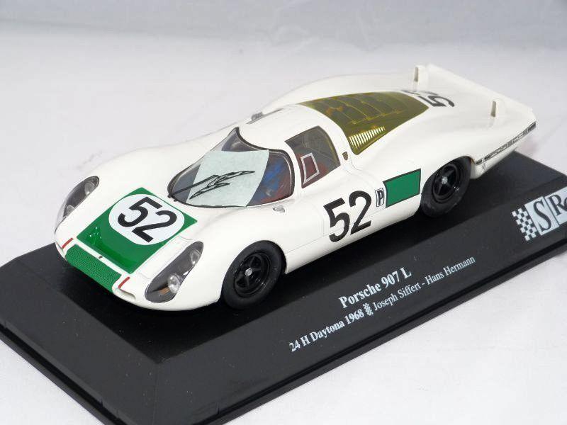 SLOT SRC 00106 Porsche 907L 24h. Daytona 1968 J.Siffert - h.Hermann