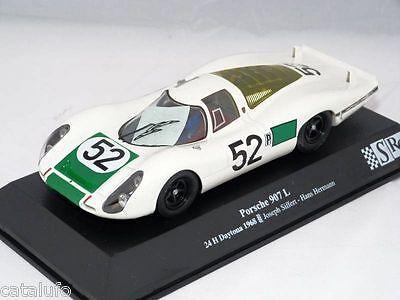 H.hermann Grade Products According To Quality Liberal Slot Src 00106 Porsche 907l 24h Daytona 1968 J.siffert