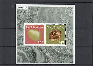 Grenada-2013-MNH-Minerals-I-2v-S-S-Jade-Jasper-Stamps