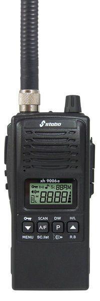 Stabo XH 9006e CB-Handfunkgerät Multinorm mit AM/FM und bis zu 4 Watt Sendeleist