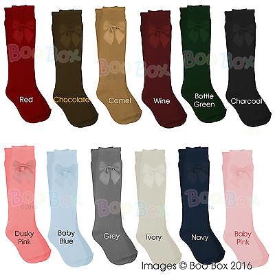 Baby Boys /& Baby Girls Soft Sole Spanish Style Ribbon Tie NB-24M EU Size 16-20