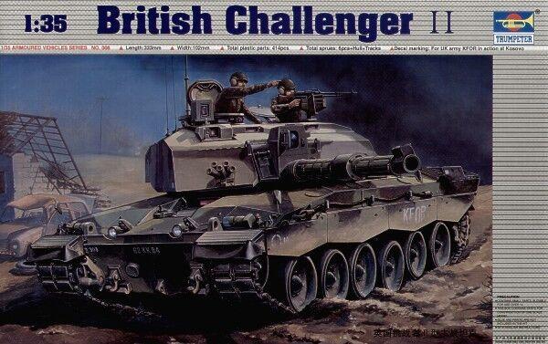 Trumpeter 1 35 British Challenger II