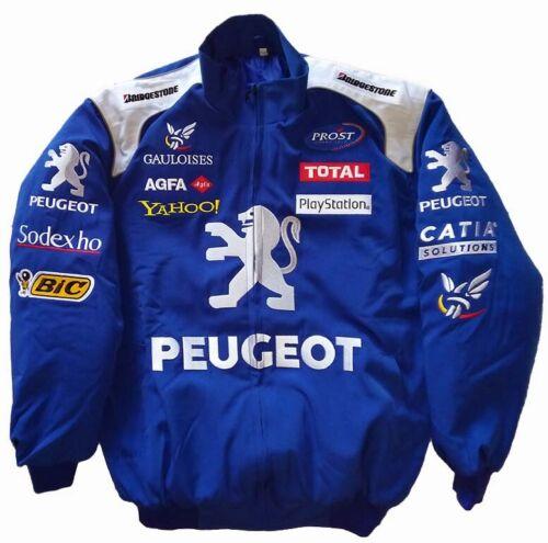 Peugeot Racing Fan Jacke Lieferzeit ca.14 Tage