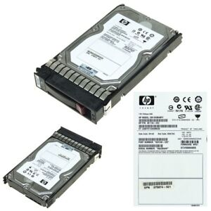 Serial Attached SCSI Hard Drives HP//Compaq 461134-002 1TB SAS