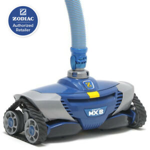 Zodiac Baracuda Mx8 In Ground Suction Side Automatic
