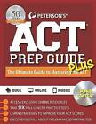 Peterson's ACT Prep Guide Plus by Peterson's (Paperback / softback, 2016)