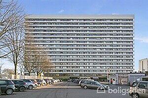 2650 2 vær. lejlighed, 62 m2, rebæk søpark 507 5