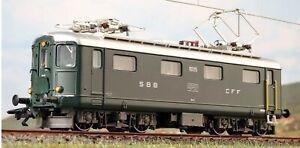 MARKLIN-39420-SWISS-FEDERAL-RAILWAYS-CLASS-4-4-I-ELECTRIC-LOCOMOTIVE-MFX