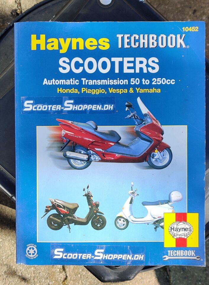 Haynes Techbook Scooters