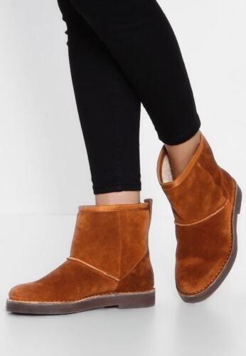 6 Women's Day 2d Size Warm Uk Tan Clarks Boots Suede Drafty 1 qAOInw1z