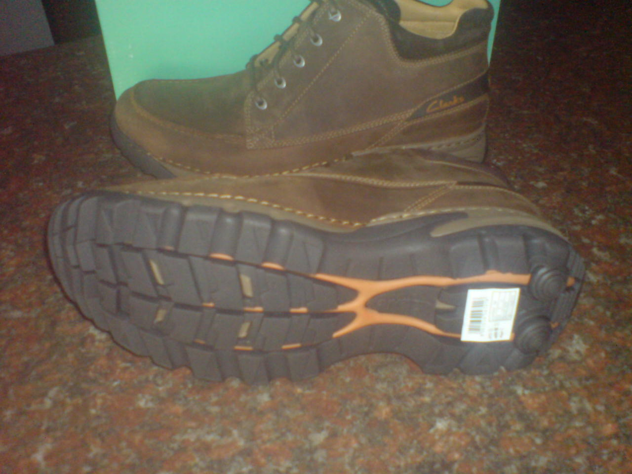 Clarks Clarks Clarks Uomo ** RENDER PATH ** EXTRAWIDE ** ACTIVE AIR FLOW ** 7c1de1