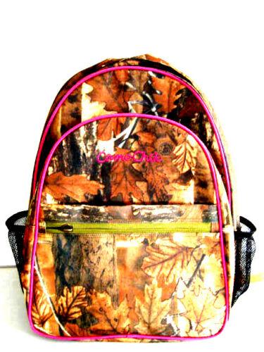 Deluxe Large Backpacks Oakwood Outdoors Camo Weather Resistant Multipocket