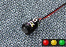 6v, 12v, 24v Programmable LED Battery level voltage monitor meter indicator J