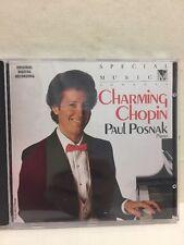 Charming Chopin Paul Posnak Piano