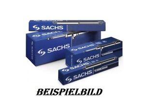 2x 312641 Sachs stossdämpfer AMMORTIZZATORI GAS POSTERIORE A PRESSIONE A GAS